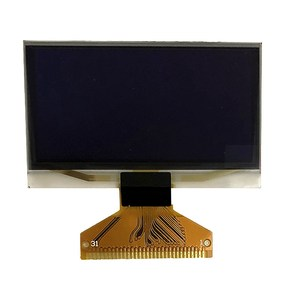 Image 2 - Industrial products 2.4 inch / 2.42 inch OLED display voltag 13V 12864 LCD screen 31PIN SSD1305Z highlight display device