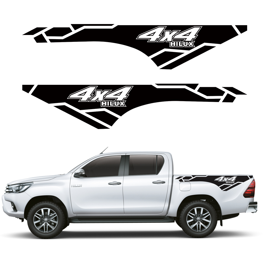 Vinyl Decals Free Shipping 4 X 4 vinyl decal 4 by 4 Truck SUV This is for 2