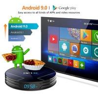 4 2 Hk1 X3 Tv Box Android 9.0 4 G 64gb Tvbox Android 9 Amlogic S905x3 4gb Ram 2.4g&5gWifi Bt4.0 1000m HK1 MAX Android Tv Set Top Box (1)