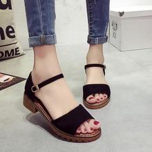 New Summer Women Sandals Sweet Flats Comfortable Beach Sandals