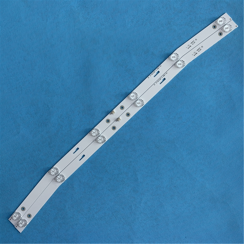 2PCS 100% NEW 595mm LED Backlight Strip 6 Lamp For 32 Inch CBE-01 E365061 MS-L1084 V1  Tv Parts