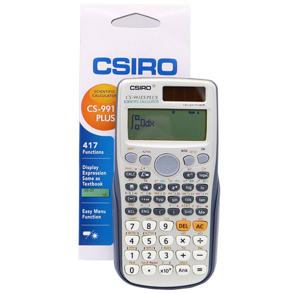 Scientific Calculator For Student School Office Battery Calculator For Mathematics Student Handheld Portable Mini Calculators