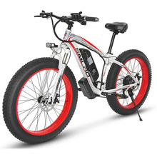 Bicycle Ebike Electric-Mountain-Bike 1000W 17ah-Lithium-Battery 48V Fat