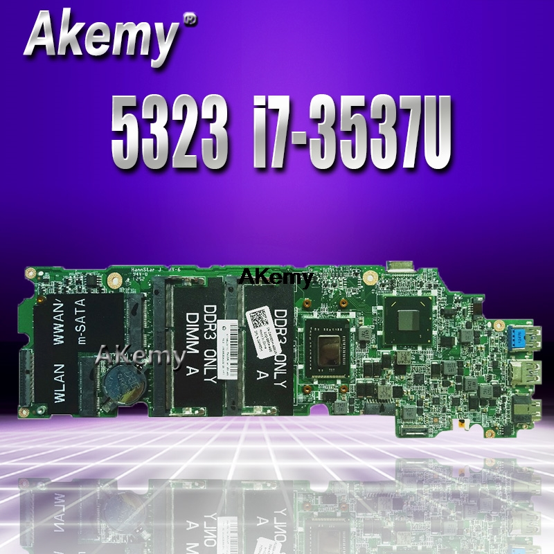 CN-0N4XF1 N4XF1 For Dell 13Z 5323 Motherboard With I7-3537U DA0V07MBAD1