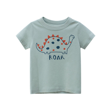 Children Short Sleeve Tops Kids Cartoon T-shirts For Girls Summer Shirt Kid Tshirt Clothes T-shirt Boy Boys Girl Shirts 2-8 T summer boy shirts boys tshirts girl short sleeve girls children kid clothes kids t shirts tshirt shirt tops for t shirt 3 10 t