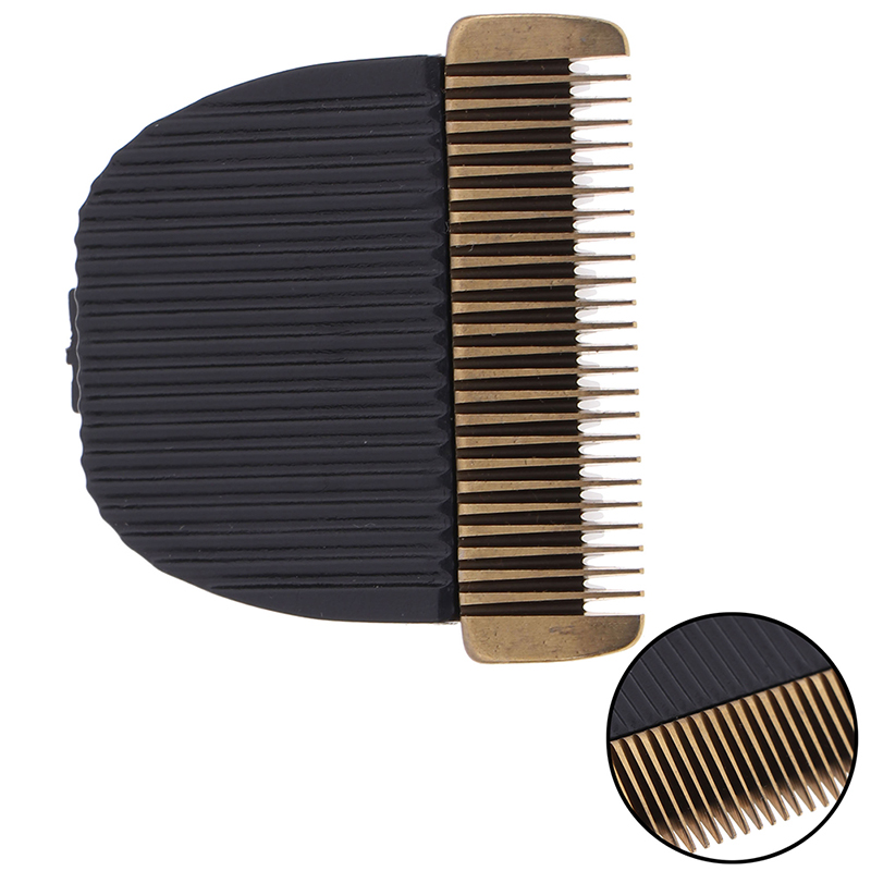 Original Ceramic Titanium Replacement Clipper Blade Cutter Hair Grooming Trimmer Head Shaver Universal Accessories