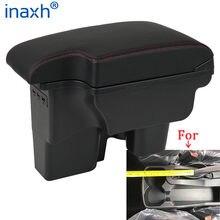 Для Toyota Hilux, отделение для отдыха рук, модифицированные детали интерьера ящик для хранения в подлокотнике автомобиля держатель пепельница а...