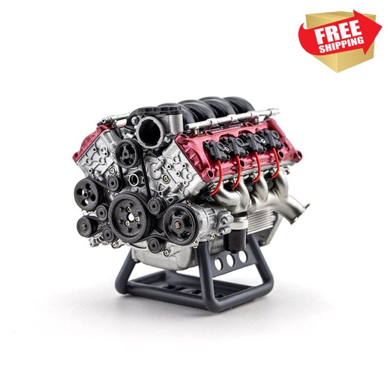 Управления по радио RC Автомобиль Моделирование двигателя комплект ума ax 90104 винторогий VS4-10 Pro Ultra вариант обновления запчасти