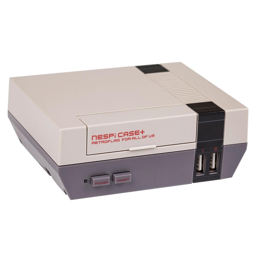 Retroflag NESPi Case Applying the Most Iconic Element in the Retro Game World NESPi Case Plus