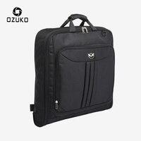 OZUKO Multifunktions Reisetasche Männer Gepäck Tasche für Business Reise Große Kapazität Wasserdichte Handtasche Anzug Lagerung Duffle Taschen