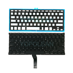"Image 2 - New For Macbook Air 13"" A1466 A1369 US English Keyboard With Backlight 2011 2017 Years"