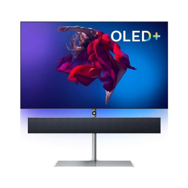 """TV intelligente Philips 65OLED984/12 65"""" 4K Ultra HD OLED+ WiFi Noir"""