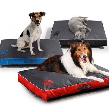 Washable Big Dog Bed Pet Soft Large Dog Cushion Kennel Pet Cozy Sofa Puppy Mat Cat Bed Husky Labrador Teddy Lounger Pet Bedding 1
