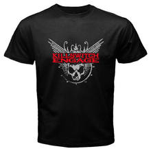 Killswitch engager Logo Rock Band hommes noir t-shirt taille S M L Xl 2Xl 3Xl(China)