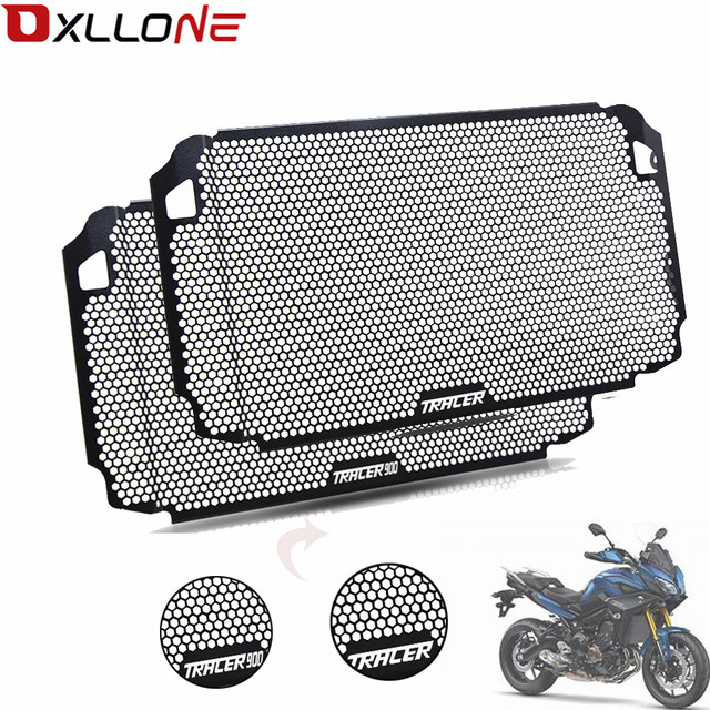 For Yamaha Tracer 900 ABS 2015 2016 2017 2018 2019 Tracer 900 GT 2018 2019 with logo Motorcycle radiator guard grill Accessories