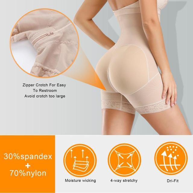 Lover Beauty High Waist Control Panties Butt Lifter Seamless Slimming Underwear Women Postpartum Tummy Control Shapewear 5
