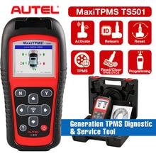 Autel MaxiTPMS TS501 TPMS הפעלה MX חיישן תכנות OBDII אבחון כלי טוב יותר מ TS401