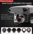 Фильтр для объектива 4 в 1 MAVIC PRO ND4 ND8 ND16 ND32 фильтр для объектива камеры Netrual Density для DJI Mavic Pro Platinum фильтр для дрона