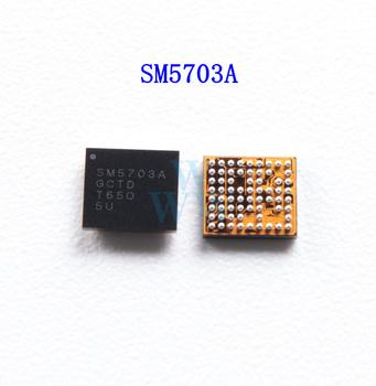 5 sztuk układ scalony układ scalony dla Samsung A8000 J700H J500 ładowarka IC A8 układ ładowania USB tanie i dobre opinie SM5703A