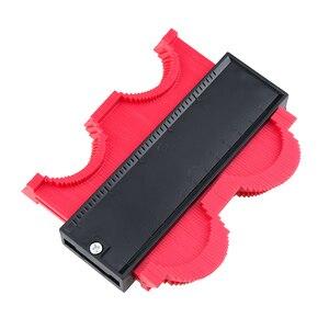Image 5 - Vastar 5 inch Plastic Gauge Contour Profile Copy Gauge Duplicator Standard Width Wood Marking Tool Tiling Laminate Tiles General