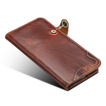 Durable Genuine Leather Wallet Case for iPhone 11/11 Pro/11 Pro Max 2