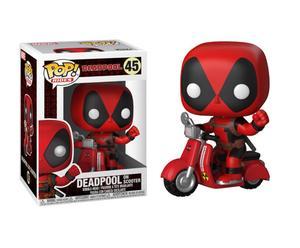 Комплект Funko pop Deadpool перед сном Коллекция Модель игрушка для мальчиков ПВХ 2020 фигурки Детские игрушки для детей