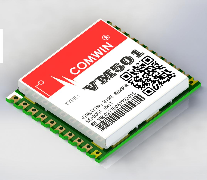 Vibrating Wire Module Reading Measurement Module VM501 Vibrating Wire Sensor Measurement
