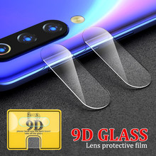 Casptm 2Pcs 9D Back Camera Lens Protector Tempered Glass For Xiaomi Mi 9T Pro Mi 9 9 SE Protective Clear Back Camera Cover Film(China)