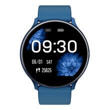 2020 smart watch женские ip68 водонепроницаемый извещение о