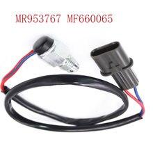 Wolnobieg przełącznik sterujący dla Mitsubishi Pajero Montero V73V75 V76 V77 V78 V93 V95 V96 V97 V98 6G72 6G74 MR953767 MF660065