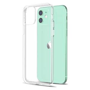 Ультратонкий Прозрачный чехол для телефона iPhone 11, 7, силиконовый мягкий чехол-накладка для iPhone 11, 12 Pro, XS Max, X, 8, 7, 6s Plus, 5, SE, XR, чехол