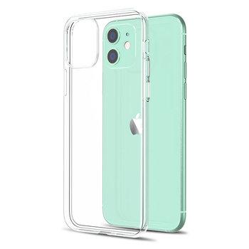 Ultra cienki przezroczysty futerał na telefon iPhone 11 7 futerał silikonowy miękki tylna pokrywa dla iPhone 11 12 Pro XS Max X 8 7 6s Plus 5 SE XR etui tanie i dobre opinie SUDVD CN (pochodzenie) Aneks Skrzynki Slim Clear Soft TPU Back Cover Apple iphone ów Iphone 5 Iphone5c Iphone 6 Iphone 6 plus