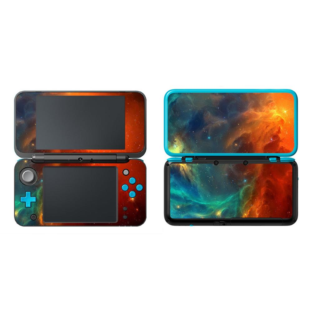 Starry Sky Vinyl Cover Decal Skin Sticker For New 2DS LL XL Skins Stickers For Nintendo 2DSLL Vinyl Skin Sticker Protector
