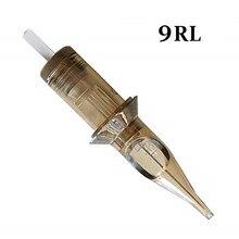 Original BIGWASP V3 Premium Qualität Patrone Nadel 9 Runde Liner (9RL) 20 Teile/schachtel Großhandel