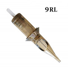 Original BIGWASP V3 Premium Quality Cartridge Needle 9 Round Liner (9RL) 20Pcs/Box Wholesale