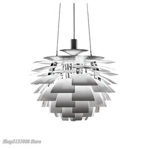 Image 5 - Lámpara Led moderna con forma de pipecón para sala de estar, cocina, Loft, luminaria de decoración Industrial para el hogar