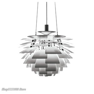 Image 5 - Modern Pipecone Pendant Lights Pinefruit Shape NEW Led Hanging Lamp for Living Room Kitchen Loft Industrial Home Decor Luminaire