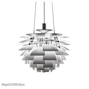 Image 5 - Moderne Pipecone Anhänger Lichter Pinefruit Form NEUE Led Hängen Lampe für Wohnzimmer Küche Loft Industrie Hause Decor Leuchte