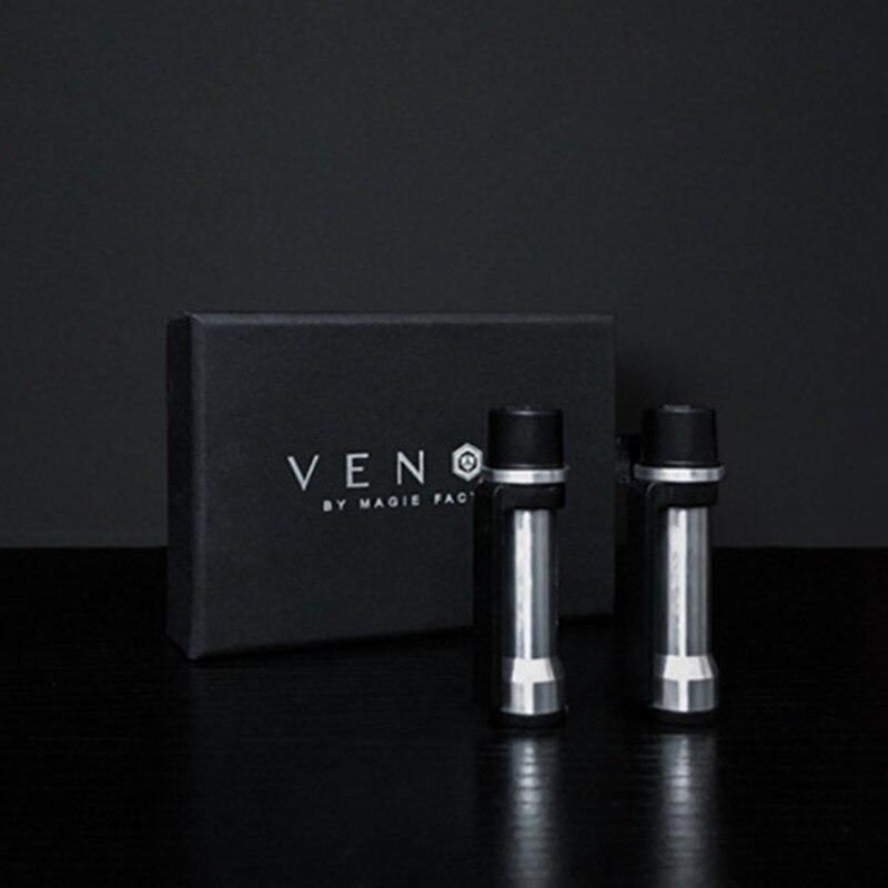Venom projeto pela fábrica mágica, truque + instruções, truques de magia, adereços mágico profissional, rua magie, brinquedos de magia flutuante