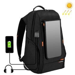PULUZ Outdoor wielofunkcyjny plecak na Panel słoneczny wygodny plecak na laptopa na co dzień do akcesoriów 3C/Dslr