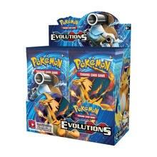 324 pces cartão pokemon tcg yugioh multi-pacote jogo de negociação uma caixa coleção cartões pokemons