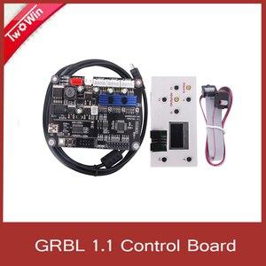 Image 1 - GRBL 1,1 USB Port CNC Gravur Maschine Control Board, 3 Achsen Steuerung, laser Gravur Maschine Bord mit Offline Controller