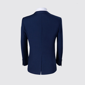 Image 2 - PYJTRL Mens Pure สีชุด 2 ชิ้น Slim Fit ชุดเจ้าบ่าวเจ้าบ่าวธุรกิจชุดลำลองเสื้อแจ็คเก็ตและกางเกงเครื่องแต่งกาย Homme