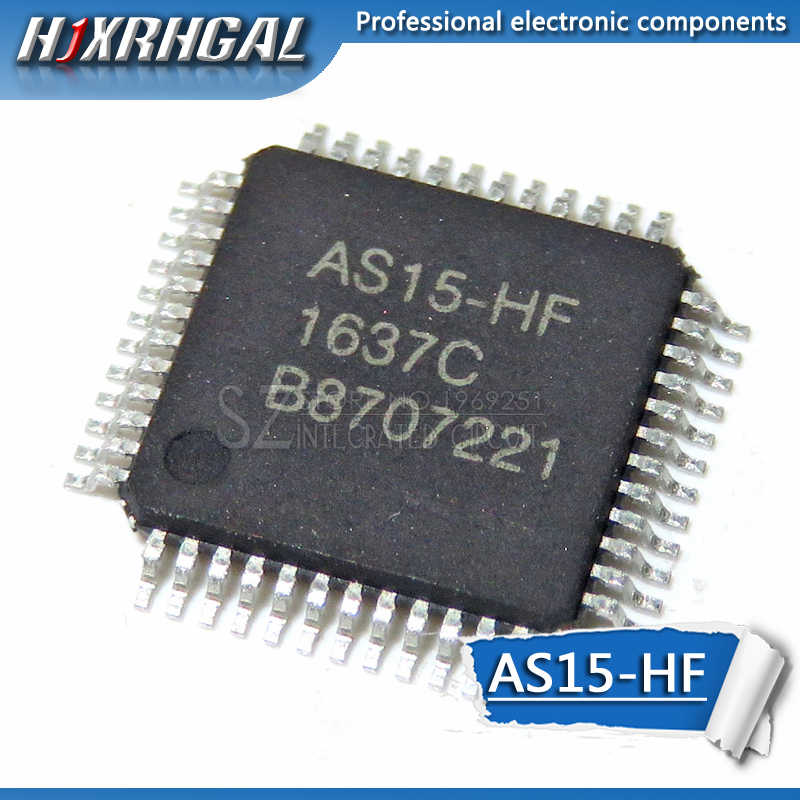 1PCS AS15-F AS15-G AS15-HF AS15-HG AS15-U  AS19-H1G AS19-HG QFP Chipset  new and original HJXRHGAL
