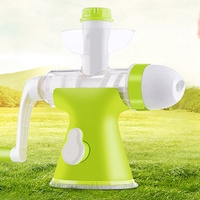 Multifunctional Manual Juicer Fruit Orange Vegetable Tool Ice Cream + Handy Squeezer Natural Health Kitchen Accessories