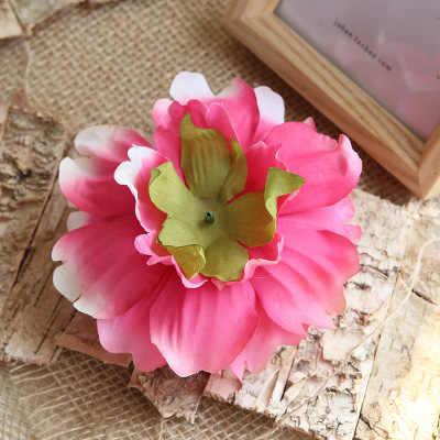 13 centimetri Peonia Testa di Fiore di Seta Artificiale Fiori Matrimonio Festa Di Compleanno di Nozze di fiori Decorazione Della Casa Ornamentali Flores
