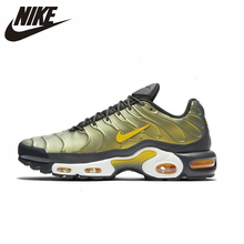 Nike Air Max Plus TN Original Men Running Shoes New Arrival Non-slip Sports Lightweight Outdoor Sports Sneakers #AJ2013-005 new arrival original adidas climacool jawpaw slip on unisex aqua shoes outdoor sports sneakers