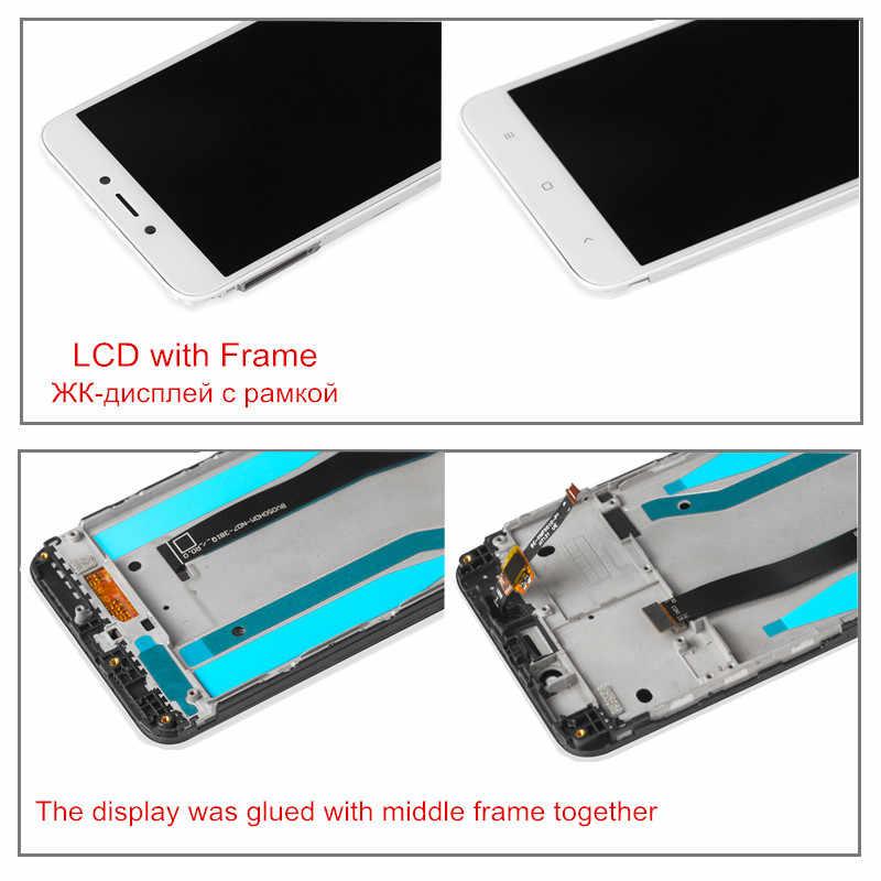 Écran LCD pour Xiaomi Redmi 4X écran Lcd avec cadre testé écran tactile numériseur assemblée pour Xiaomi Redmi 4X Pro écran lcd