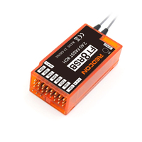 REDCON 2.4GHz 8CH FT8RSB FASST Compatible Receiver Futaba 7008SB for TM8 TM10 TM14 T6EX T8FG T10CG T12FG T14SG 16SZ