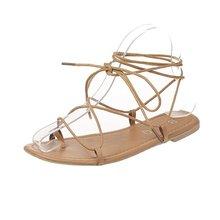2020 New Women Cross Strap Fashion Wild Beach Shoes Outdoor Trend Women's Shoes Summer Still Flat Sandals Slippers Work Sandals